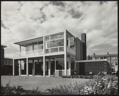 Theissing House, Utrecht, Netherlands , by Gerrit Rietveld (1959)