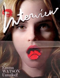 Emma Watson. Interview Magazine