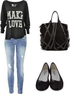 """_______"" by karla-urquizo ❤ liked on Polyvore"