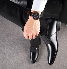 Misalwa Men Formal Luxury Business Dress Shoes 5d83b35b5b9e