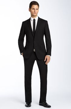 male prom attire | Black is the best for all type of Meeting/ Presentations