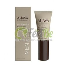 Ahava Age Control All In One Eye Care | Men, 15ml: This Ahava refreshing gel textured cooling eye cream smooths fine lines, reduces dark circles, puffiness and softens for younger looking eyes. The result is smoother and younger looking eyes. Directions: Apply with fingertips around the eye area. Use AM and PM.