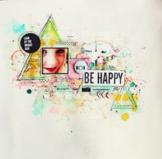 Welcome to Eb's Space: Be happy!