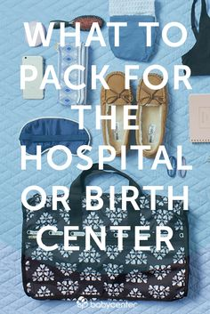 This list cover the essentials that you'll need to pack in your hospital bag to get ready for your baby's arrival.