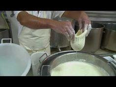 Burrata: Puglia's Molten Mozzarella - YouTube