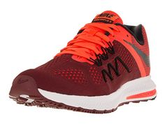 los angeles 383c2 f3802 Nike Mens Zoom Winflo 3 Team RedBlackTtl CrimsonWht Running Shoe 105 Men US  -- Details can be found by clicking on the image.
