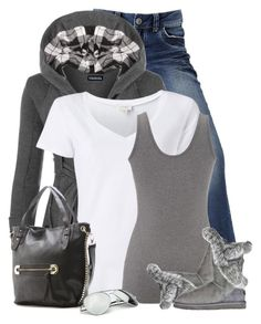 """Cold Saturday"" by cindycook10 ❤ liked on Polyvore featuring mode, Roxy, WearAll, Witchery, Robert Matthew, Urban Boundaries en Australia Luxe Collective"