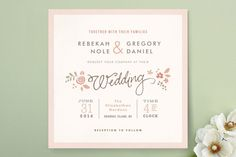 For couples planning formal weddings, traditional wording makes sense — but for the rest of us? It feels like putting on someone else's coat. A little stiff, and a lot uncomfortable. Ne…