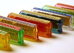 Brinquedos Musicais: Gaitas