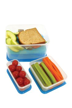 Everything you need to pack healthy, flavorful lunches everyday.