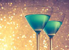Studio 54 disco party cocktails. Find more party ideas at: http://sparklerparties.com/studio-54/