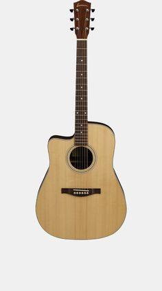 Eastman Guitars Dreadnought Ac/El Series AC320 Lefty
