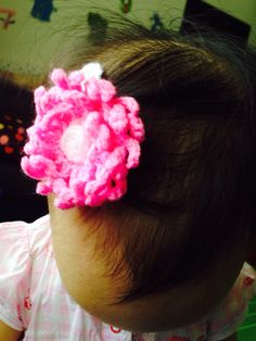 chrysanthemum hairpin