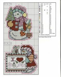 murzilka1019 - «78 xmas ornaments charts 53-54.jpg» on Yandex