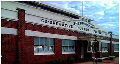 The Butter Factory Wyndham Street Shepparton (now Dan Murphy's)