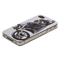 Накладка Sotomore для iPhone 4 | 4S Bike (18) купить в интернет-магазине BeautyApple.ru.