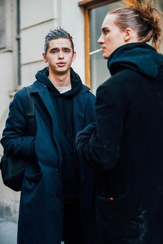 Street Style: The best looks from Paris Menswear Week Fall/Winter 2017-2018 84