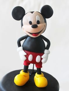 Mickey Mouse Topper Tutorial