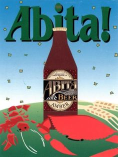#Abita, LA: Great beer! Love the #Strawberry!  (just a subtle hint with a beautiful amber hue) ki