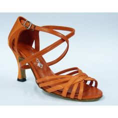 Materiales: RASO NARANJA // Taco 7 Cm NARANJA // Suela Gamuza Salsa Shoes, Ballroom Dance Shoes, Tango Shoes, Tacos, 21st, Sandals, Fashion, Orange, Moda