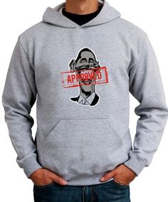 Obama - Approved Hoodie