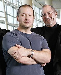 "Great article about design at Apple - Steve Jobs and Jonny Ive (also seen in ""Objectified"")"