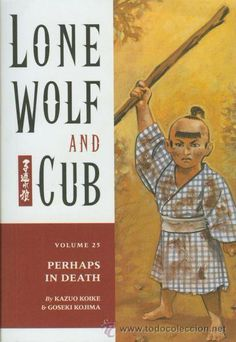 LONE WOLF AND CUB VOL.25 PERHAPS IN DEATH, TPB, SOFTCOVER, DARK HORSE, 2.002, USA