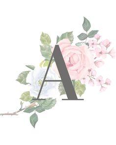 Monogram Wallpaper, Alphabet Wallpaper, Pink Wallpaper Iphone, Disney Wallpaper, Home Wall Art, Nursery Wall Art, Picture Wreath, Aesthetic Letters, Pink Glitter Background