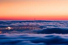 San Francisco sure is pretty. Photo by Alex Zyuzikov.  #ILOVEPHOTOJOJO