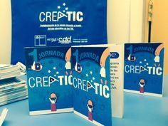 Fanzine de la 1era Jornada Creatic, un espacio para el fortalecimiento docente en aprendizaje TIC. Iniciativa de la Universidad de Valparaíso para fortalecer a sus egresados con un sello distintivo en el desarrollo de las competencias necesarias para el nuevo ciudadano