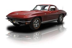 1966 Chevrolet Corvette Stingray | RK Motors Charlotte | Collector and Classic Cars 65,000