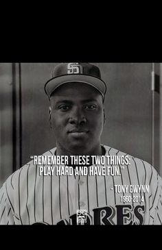 RIP Tony Gwynn.  Mr. Padre.