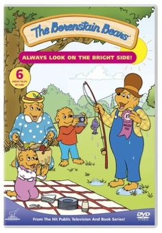 The Berenstain Bears: Always Look on the Bright Side DVD