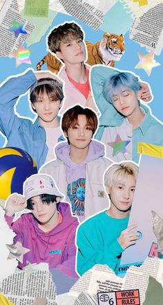 Jisung Nct, Nct 127, Ntc Dream, Nct Group, K Wallpaper, Nct Johnny, Aesthetic Indie, K Idols, Cute Cartoon