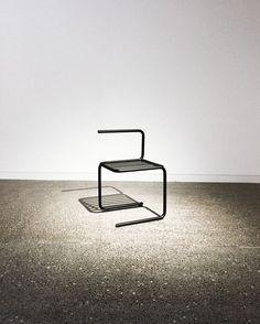 XuXu Round Chair: Ben Palmer