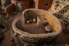 Gurunsi architecture in Burkina Faso and Ghana
