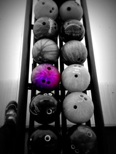 Think, that Busty girl bowling balls not