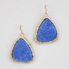Druzy Earrings - Buy From ShopDesignSpark.com