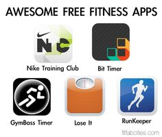 My Top 5 Free Fitness Apps |