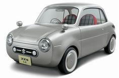 1955 Suzulight (Suzukis first car)