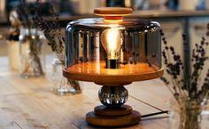 """Lampara, """"Prepárame un pastel""""/ Lamp, """"Bake me a cake"""" by Morten & Jonas  #recycle design"""