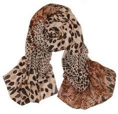 *HOT* Leopard Print Chiffon Scarf Just $2.49 SHIPPED (Reg. $69)! - http://couponingforfreebies.com/hot-leopard-print-chiffon-scarf-just-2-49-shipped-reg-69/