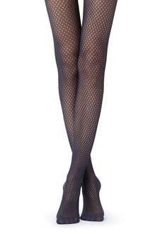 Achetez Collant Résille Pois dans la boutique Calzedonia. Une longue  tradition de la mode et ace5c127c4d
