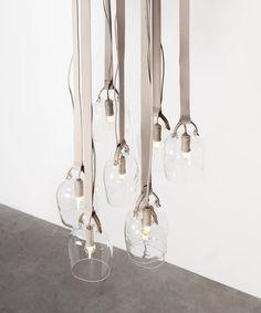Formfantasma . Fendi bell lights//