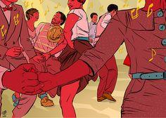 SKETCH DUMP: 2014 part 01 by Caterina Ferrante, via Behance