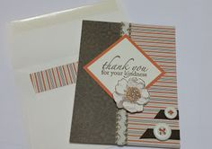 scrappinwithheather: Thank you cards