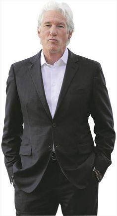 El actor icónico del Hollywood de los años 80 y 90 pasó por España para presentar Norman, el hombre que lo ...