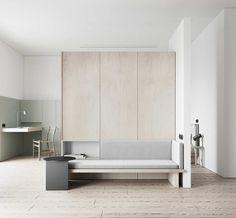 best modern home interior design ideas Bathroom Interior Design, Modern Interior Design, Interior Decorating, Kitchen Interior, Interior Livingroom, Small Space Design, Small Spaces, Open Spaces, Loft