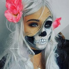 @zara_long Amazing  peeling skull   - FOLLOW &  OUT @Premiereextensions &  OUT @Premiereextensions  http://ift.tt/2coPqkj http://ift.tt/2coPqkj #hairplug #hairmob #millionmamas #shimmer #cosmetology #beautyaddict #beautyblogger #makeup_features #makeupvideox #makeupvideo #makeupvideos #makeup #hudabeauty #wakeuptoslay #batalash #girly #cute #lippy #dressyourface #liveglam #premiereextensions #beautyadvertisers #beautypromoter #beautyadvertising #beautyadvertisers #promotion #promoters…