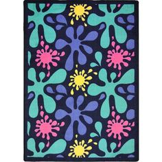 Citrus Floral Tufted Rug From Susan Sargent Ideas Rugs